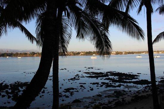 Mauricia Beachcomber Resort & Spa : Vistas desde habitación