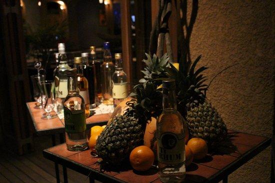 Mauricia Beachcomber Resort & Spa: Decoración