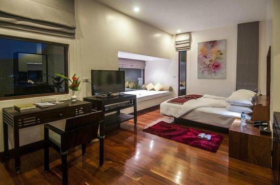 Luang Prabang View Hotel: Bed Room