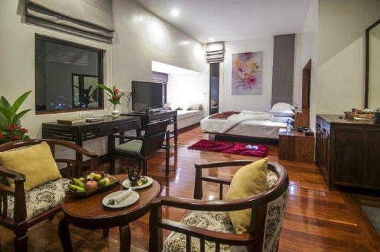 Luang Prabang View Hotel: Pool Villa