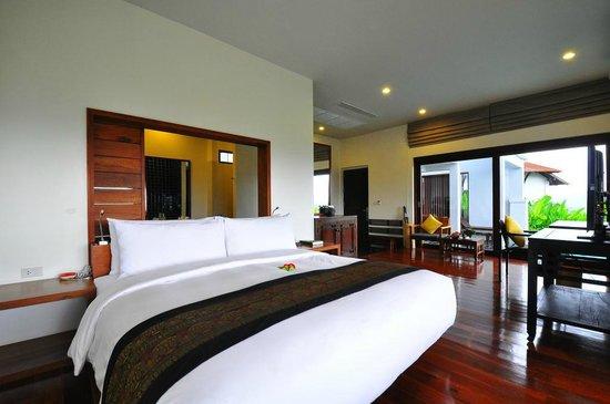 Luang Prabang View Hotel : Pool Villa