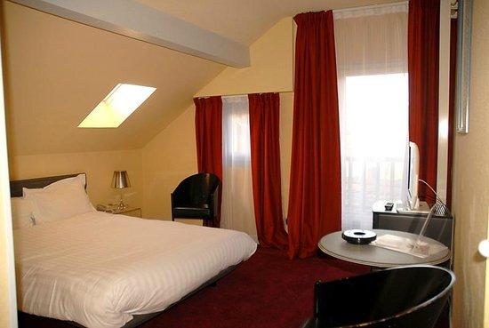Hôtel Du Palais de l'Isle : chambre premium
