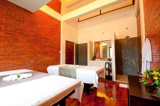 Luang Prabang View Hotel : Treatment Room