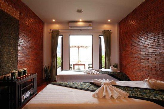 Luang Prabang View Hotel: Champa Hom Spa