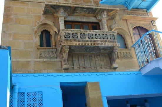The Blue House Guest House Jodhpur: Hotel