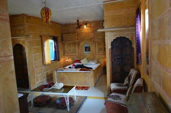 The Blue House Guest House Jodhpur: Heritage room