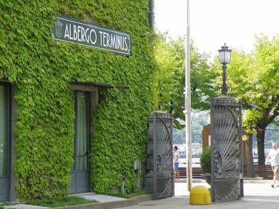Albergo Terminus Hotel : Entrance