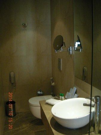 Washroom Picture Of Radisson Blu Hotel New Delhi Dwarka