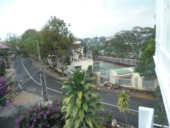 Ngoc Phat Hotel: View from room