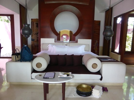 Phulay Bay, a Ritz-Carlton Reserve: 部屋のベッド