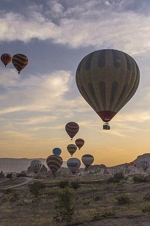 Elif Star Caves : Ballons