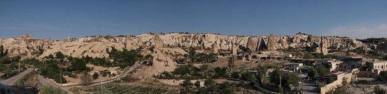Elif Star Caves : Panorama