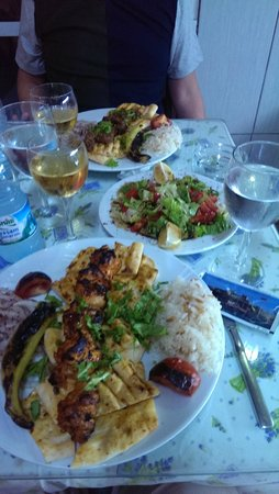 Antik Akdeniz: Yum.