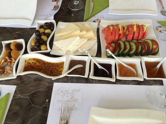 Renka Gocek Hotel & SPA: breakfast