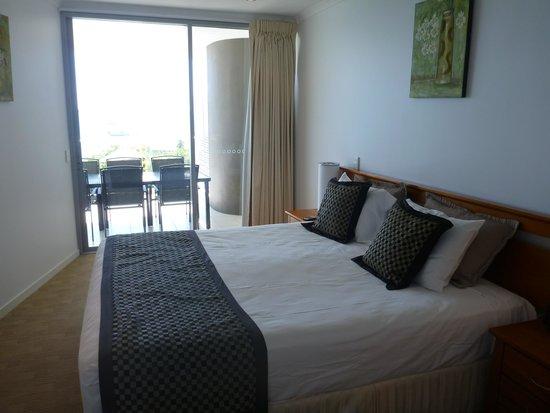 at Marina Shores: Main bedroom