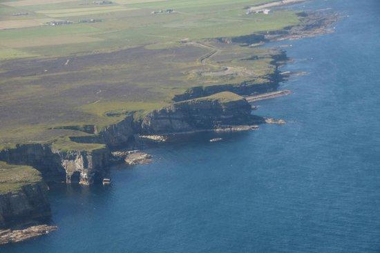 Loganair Orkney Island Sightseer Flight: Loganair Flight