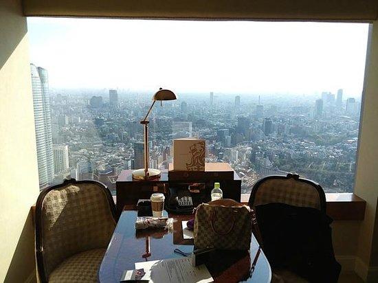 The Ritz-Carlton, Tokyo : view