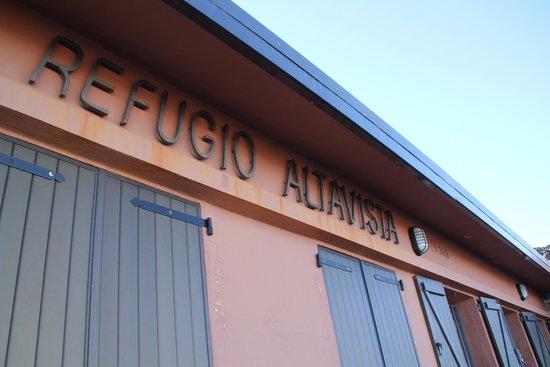 Refugio de Altavista I
