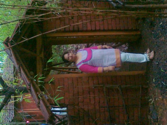 Entrance to Hidden Village