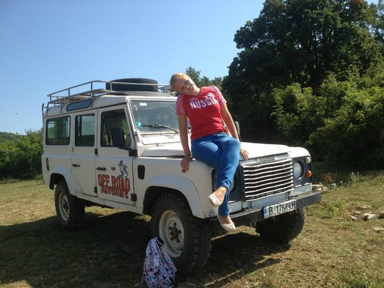 Off Road Adventure - Beach Bulgaria: джип
