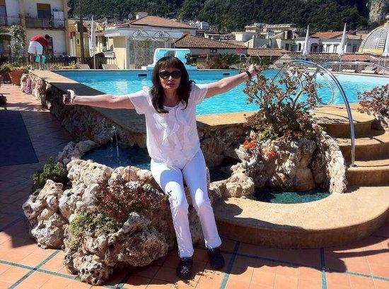 Grand Hotel La Favorita: Wau, ich möchte von hier gar nicht mehr weg, so schön ist es!