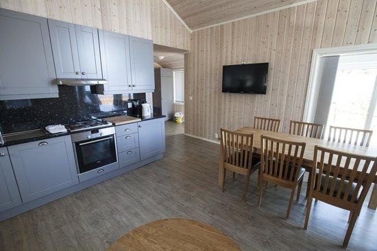 Kinsarvik Camping: Комната