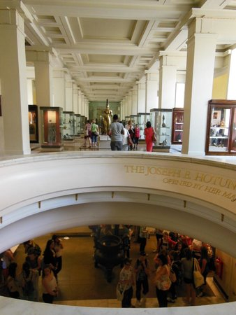 British Museum : Impressive