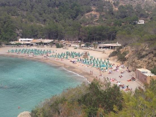 Ibiza Yoga: Nearby Benirras Beach