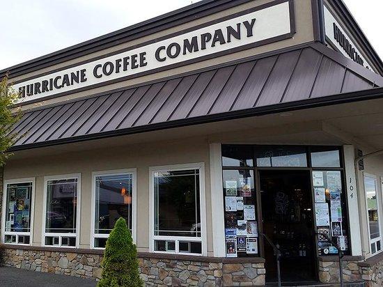 Hurricane Coffee Company : Hurricane Coffee