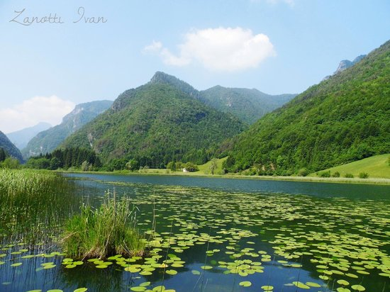 Valle di Ledro : Riserva naturale Lago d'Ampola