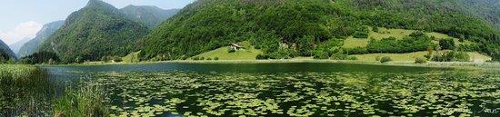 Valle di Ledro : Lago d'Ampola