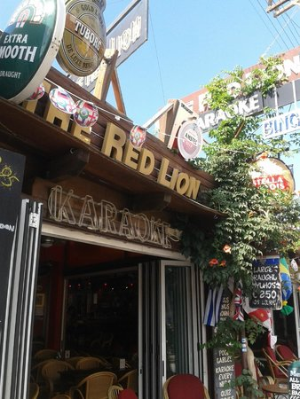 The Red Lion : RED LION..THE BEST OF THE BEST