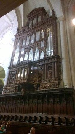 Catedral Basílica Metropolitana Primada de Tarragona: Орган