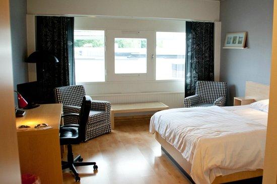 IKEA Hotell: Double room