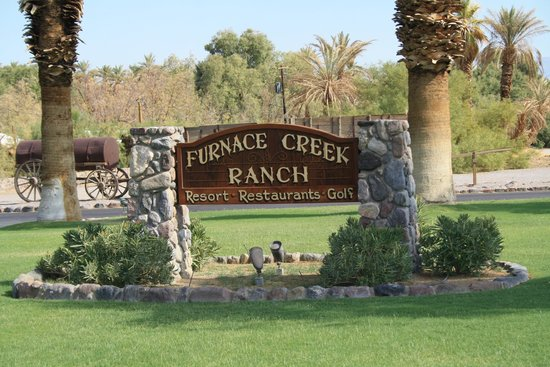 The Ranch at Death Valley: Furnace Creek Ranch