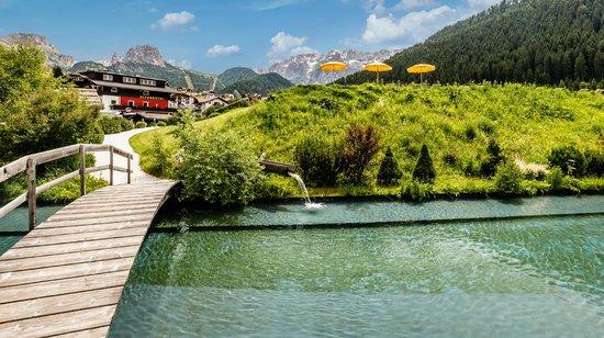 Alpenroyal Grand Hotel - Gourmet & Spa: Swimming Lake Kurat