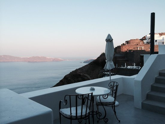 San Antonio Suites: Good Morning Santorini ❤️