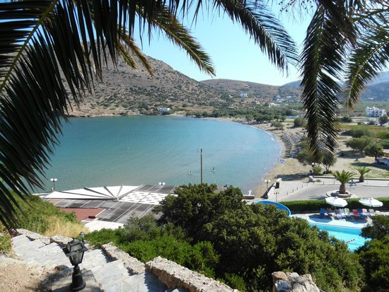 Dolphin Bay Family Beach Resort: Θέα Δωματίου