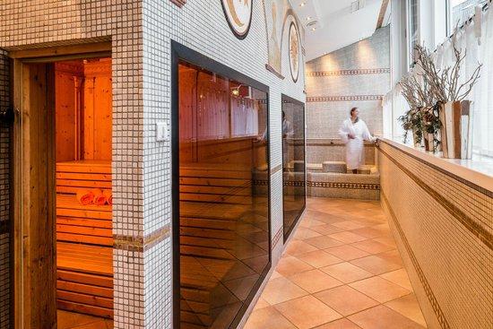 Alpenroyal Grand Hotel - Gourmet & Spa: BIO Sauna - Turkish Steam Bath - Kneipp