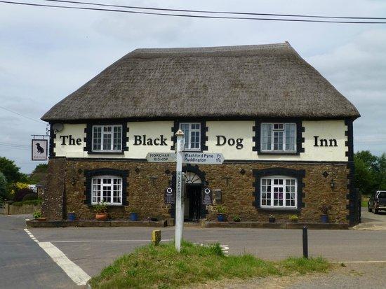Black Dog Inn Crediton Devon