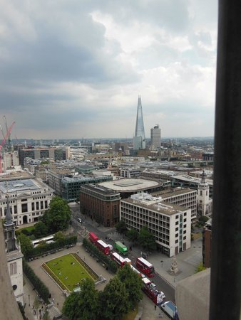 St. Paul's Cathedral: Views from Golden Gallery
