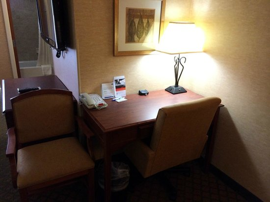 Holiday Inn Express Hotel & Suites Tempe: desk