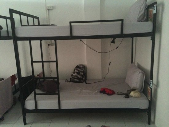 De Talak Hostel : inside dorm