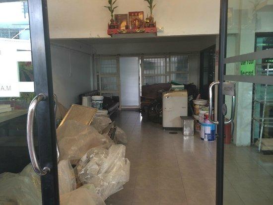 De Talak Hostel : annex common area