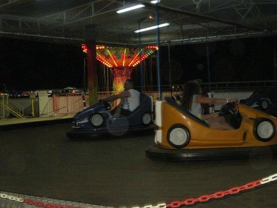 Crystal Paraiso Verde Resort & Spa : lunapark
