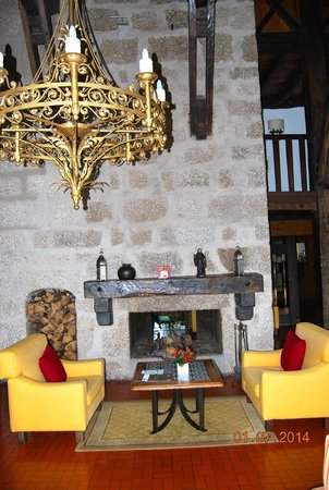 Pousada do Geres - Canicada Charming Hotel : Hotel Lounge