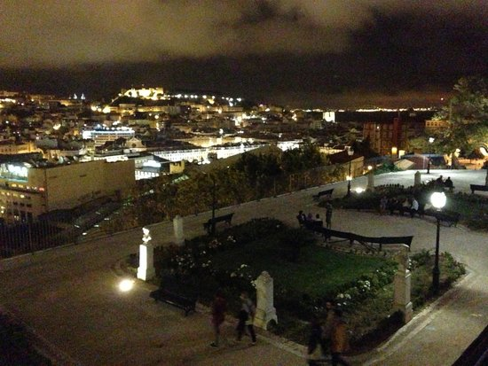 Miradouro São Pedro de Alcântara : A gorgeous view