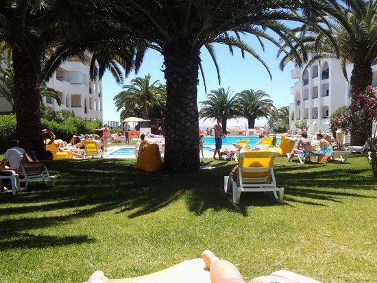 Be Smart Terrace Algarve : nice pool area