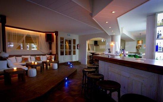 Bar del Hotel Salome Calafell