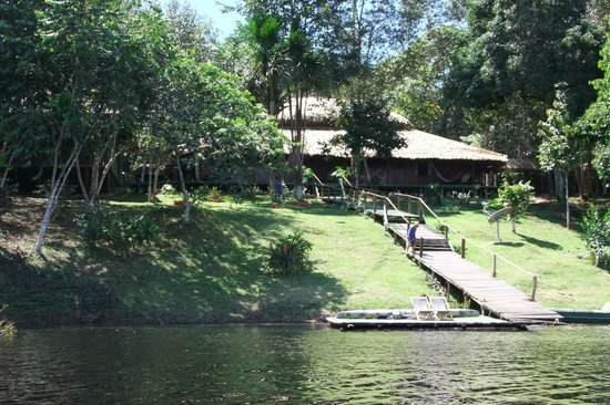 Amazon Tupana Lodge: il lodge